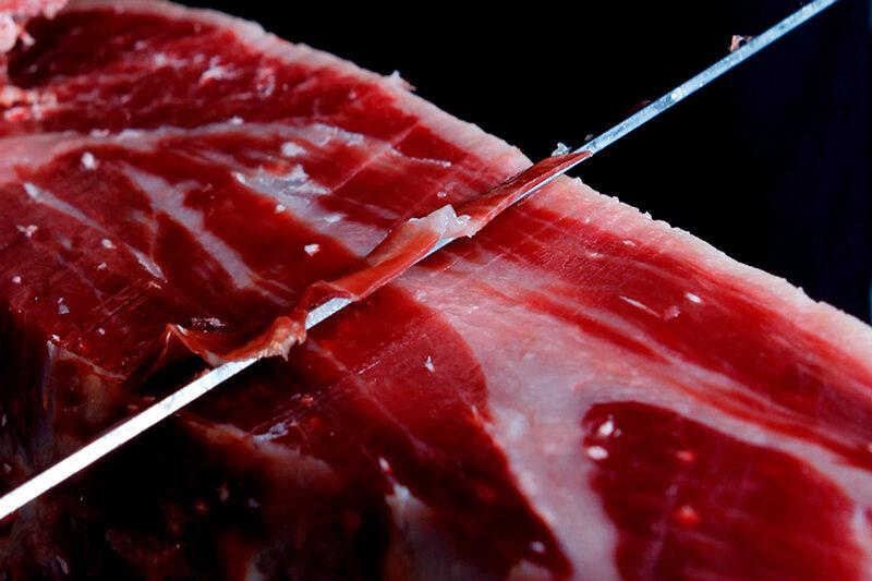 Como Conservar el corte de jamón