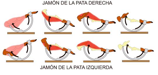 como-colocar-el-jamon-en-el-jamonero