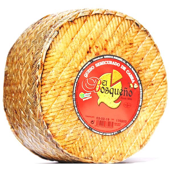 cod 158 queso de cabra payoya semicurado pieza entera