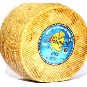 cod 183 queso de cabra payoya curado el bosqueño pieza entera
