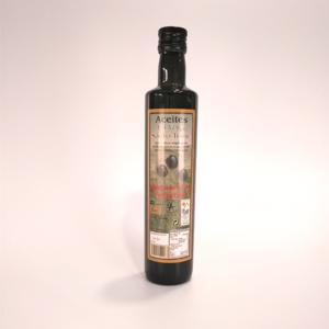 ACEITE DE OLIVA VIRGEN EXTRA PICUAL 500 ml D.O. CAZORLA VEGA DE SANTO TOME