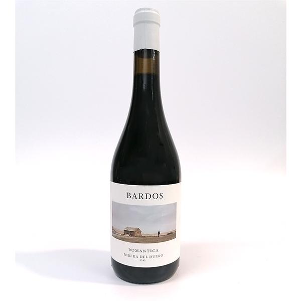 botella tinto DO Ribera Bardos