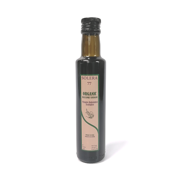 VINAGRE ECOLÓGICO 250 ml FRONTAL