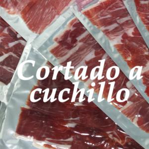 SERVICIO DE CORTE A CUCHILLO